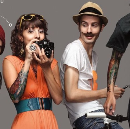 Paste Magazine: The Evolution of a Hipster