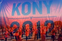 ... departed today in pursuit of making Joseph Kony a household name